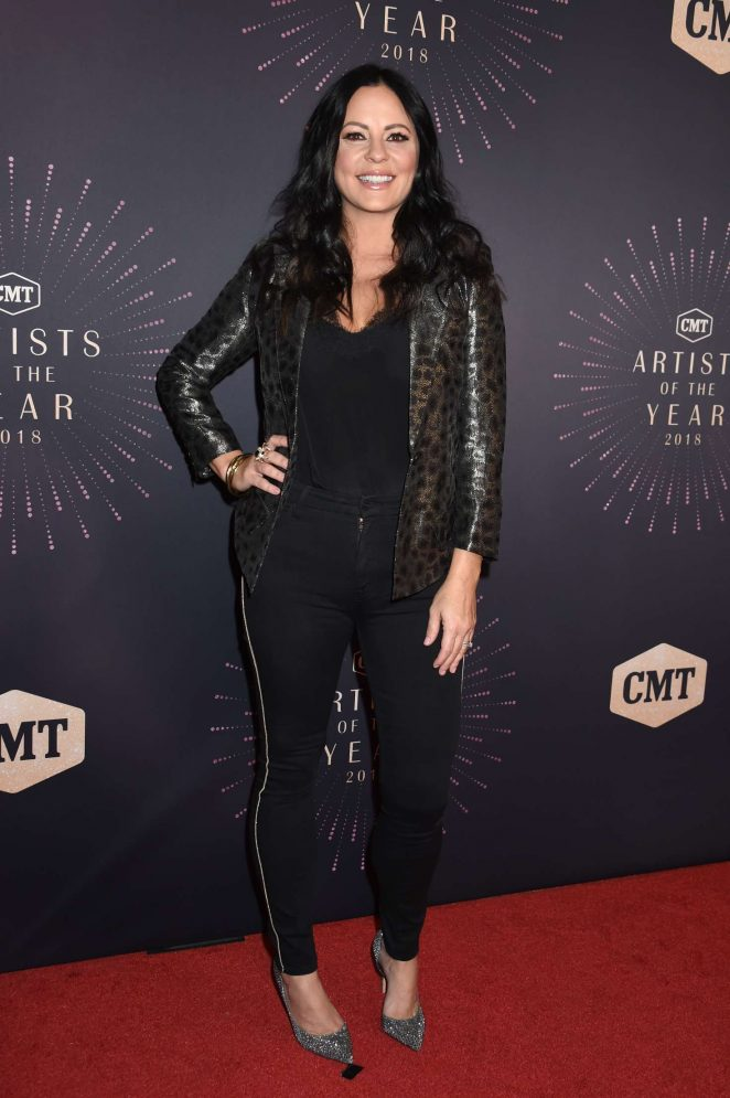 Sara Evans – 2018 CMT Artists of the Year in Nashville