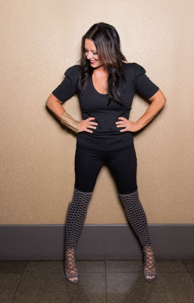 Sara Evans - Taste of Country photoshoot