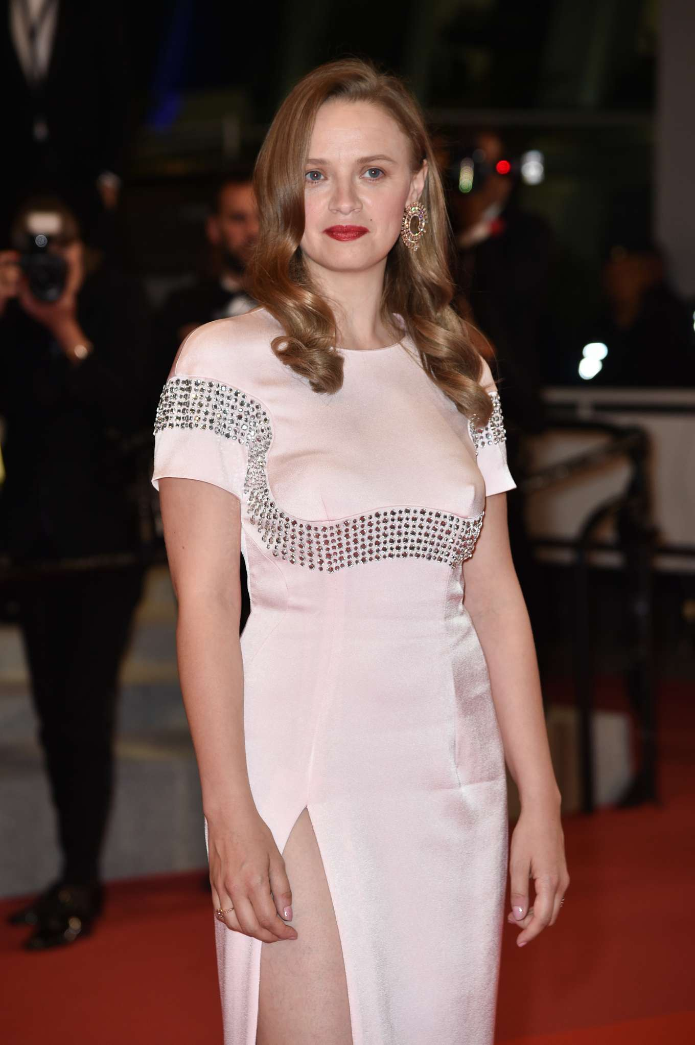 Sara Forestier - 'Mektoub My Love' Premiere at 2019 Cannes Film Festival