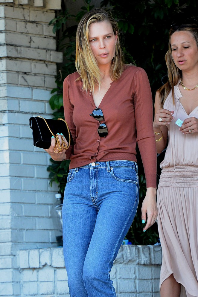 Sara Foster - Baby2Baby Lunch in Los Angeles