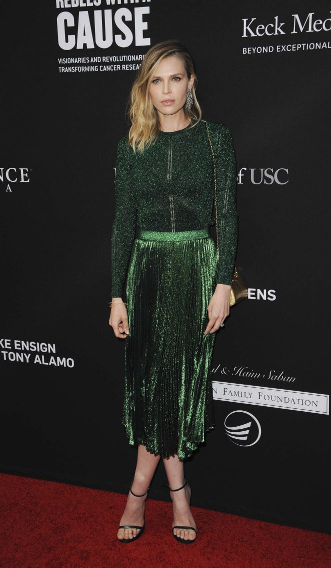 Sara Foster - Rebels With a Cause Gala 2016 in Los Angeles