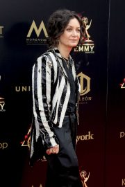 Sara Gilbert - 2019 Daytime Creative Arts Emmy Awards in LA