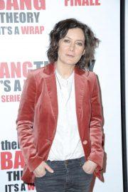 Sara Gilbert - 'The Big Bang Theory' Series Finale Party in Pasadena