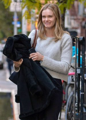 Sara Paxton - Out in New York
