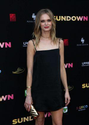 Sara Paxton - 'Sundown' Premiere in Hollywood