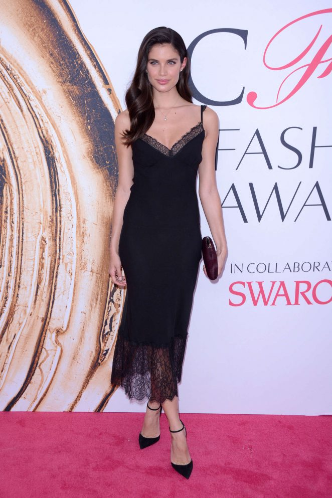 Sara Sampaio - 2016 CFDA Fashion Awards in New York