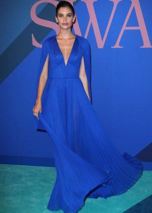 Sara Sampaio - 2017 CFDA Fashion Awards in New York