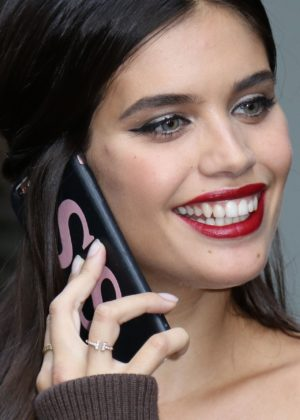 Sara Sampaio – 2017 Dolce and Gabbana Show in Milan