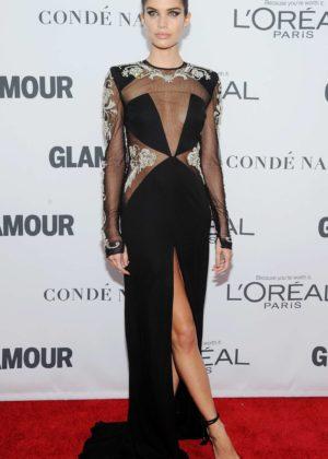 Sara Sampaio - 2017 Glamour Women of The Year Awards in NY