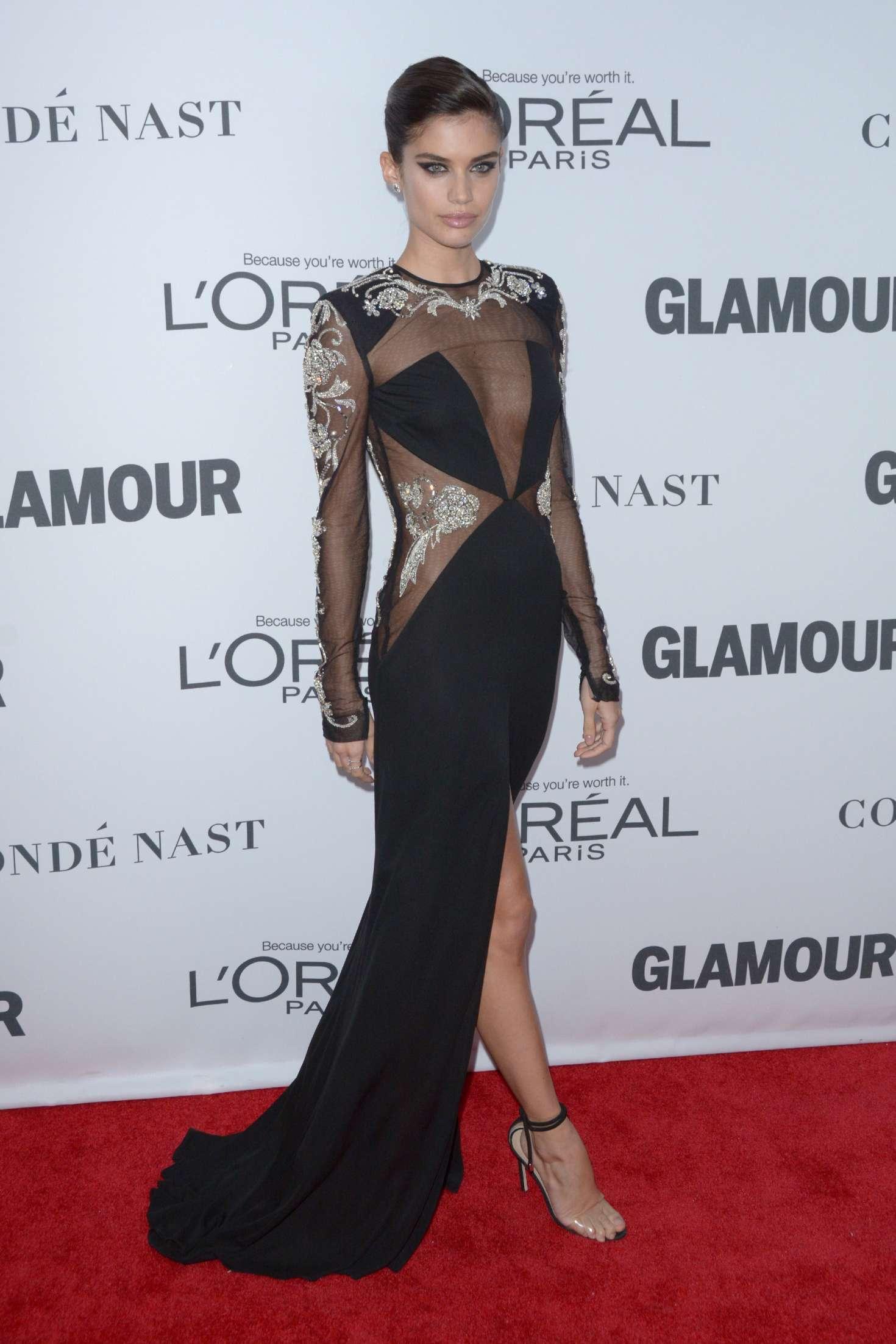 Sara Sampaio 2017 : Sara Sampaio: 2017 Glamour Women of The Year Awards -15