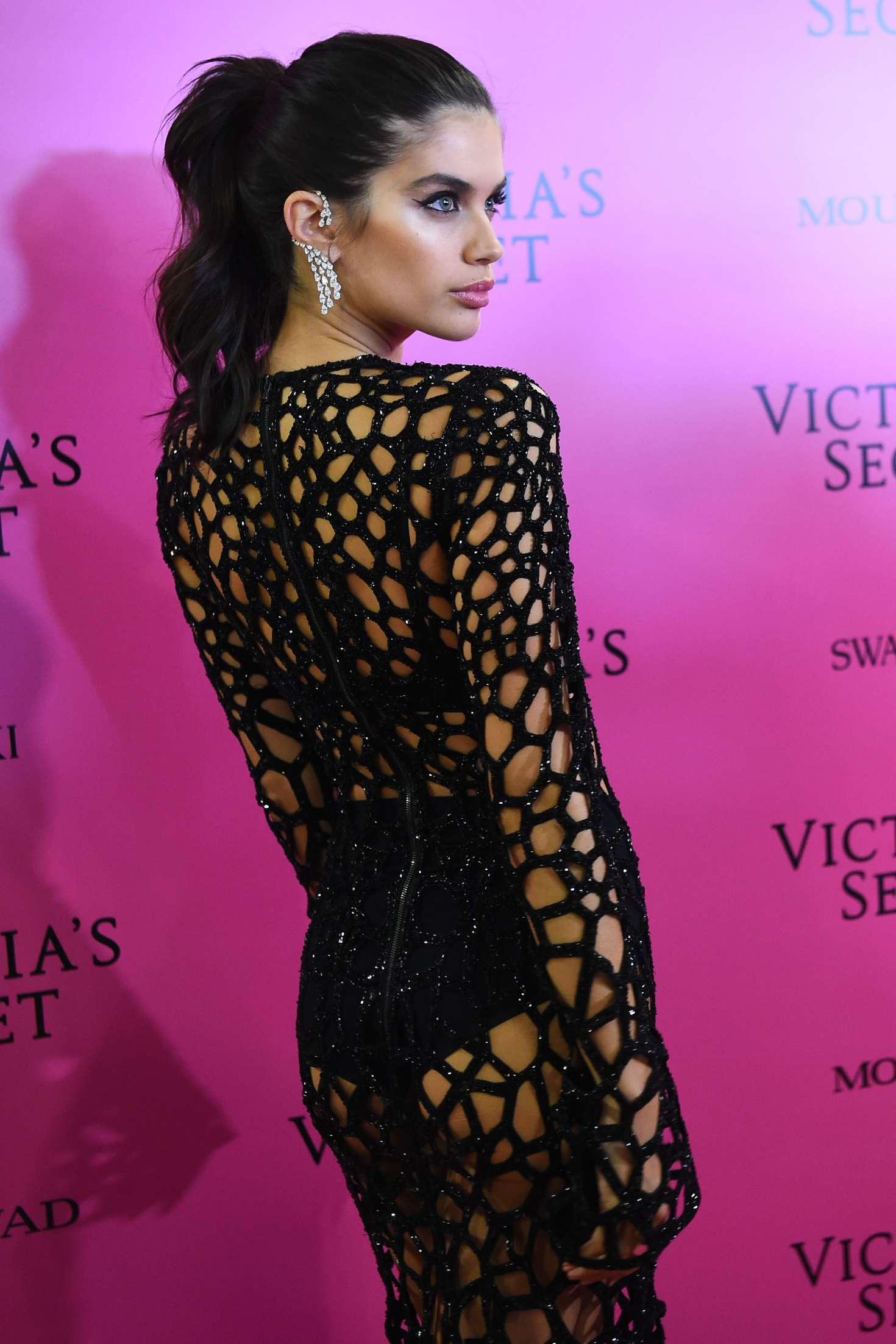 Sara Sampaio 2017 : Sara Sampaio: 2017 Victorias Secret Fashion Show After Party -02