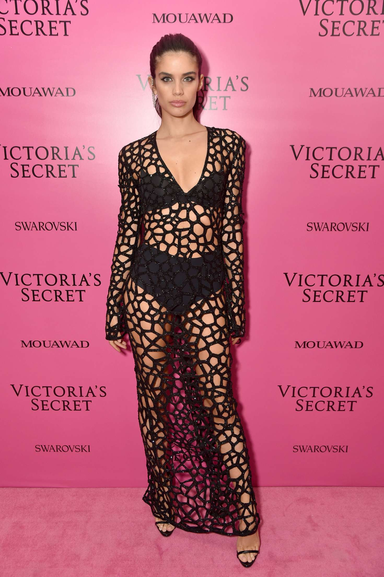 Sara Sampaio - 2017 Victoria's Secret Fashion Show After Party in Shanghai