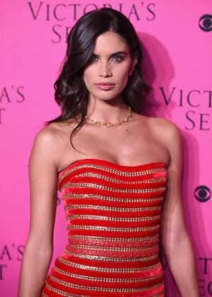 Sara Sampaio - 2017 Victoria's Secret Viewing Party in New York City