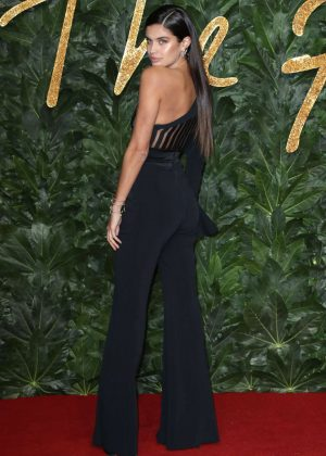 Sara Sampaio - 2018 British Fashion Awards in London