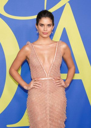 Sara Sampaio - 2018 CFDA Fashion Awards in Brooklyn