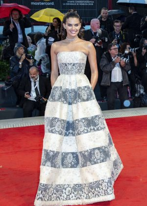 Sara Sampaio - 'A Star Is Born' Premiere at 2018 Venice International Film Festival in Venice