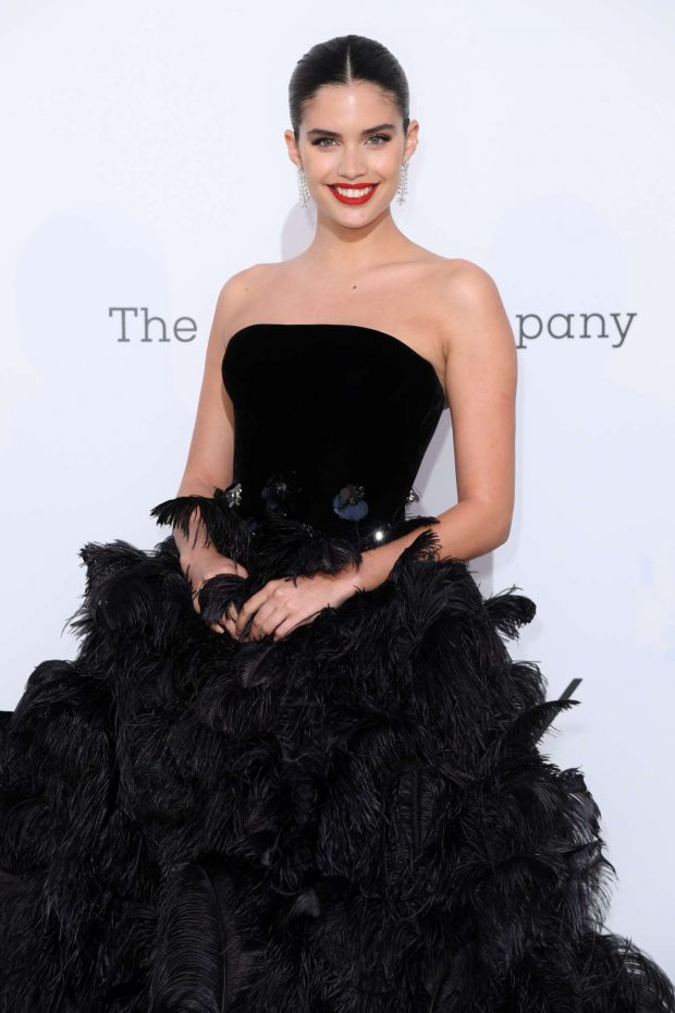 Sara Sampaio - amfAR's 2019 Cinema Against AIDS Gala in Cannes