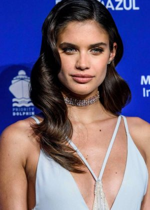 Sara Sampaio and Oliver Ripley at Douro Azul Event in Porto