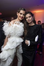 Sara Sampaio and Taylor Hill - Chopard Trophy at Agora 2019 Cannes Film Festival