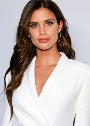 Sara Sampaio - 'ANGELS' by Russell James Book Launch and Exhibit in NY