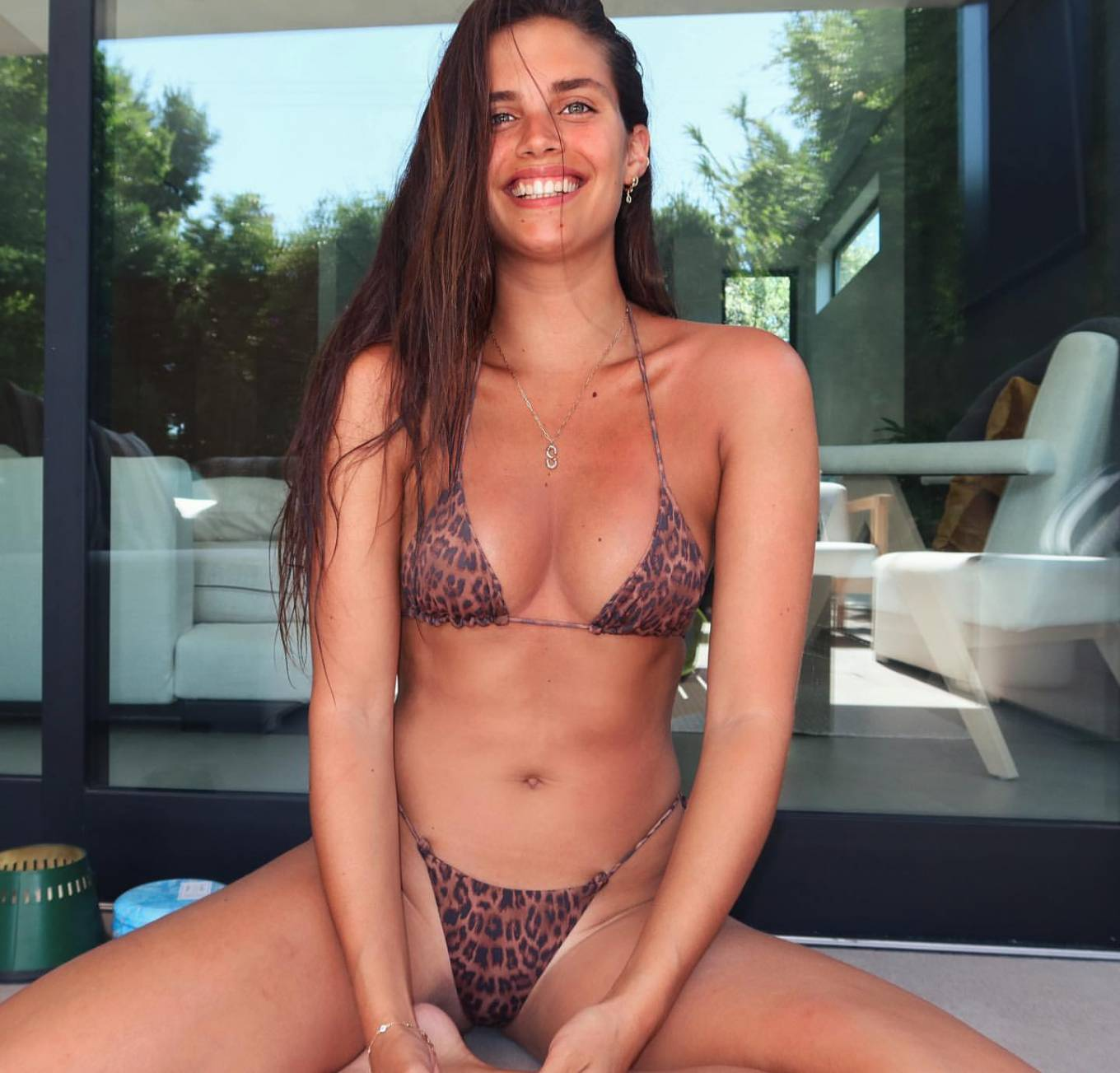 Sara Sampaio - Bikini - Social media