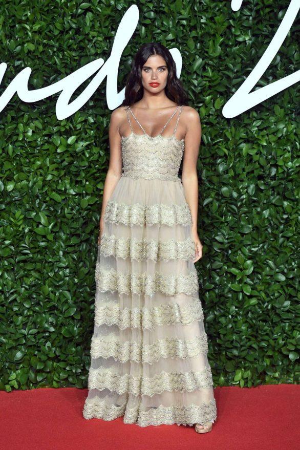 Sara Sampaio 2019 : Sara Sampaio – Fashion Awards 2019 in London-04
