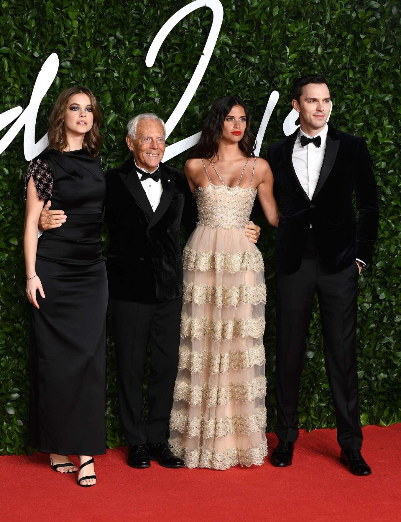 Sara Sampaio 2019 : Sara Sampaio – Fashion Awards 2019 in London-16