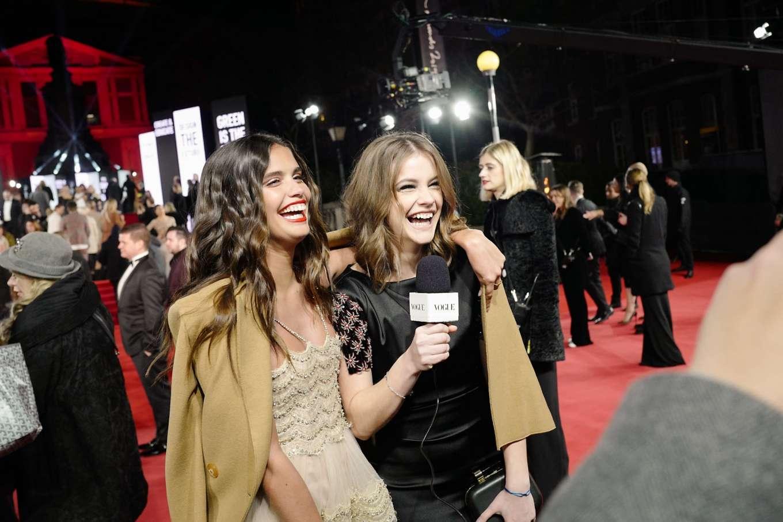 Sara Sampaio 2019 : Sara Sampaio – Fashion Awards 2019 in London-20
