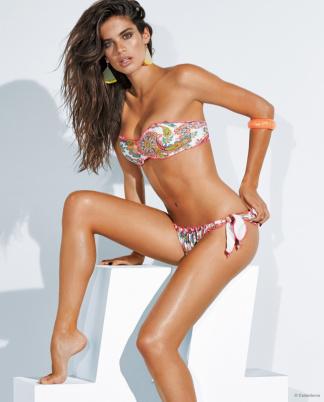 Sara Sampaio - Calzedonia Bikini Collection Summer 2015