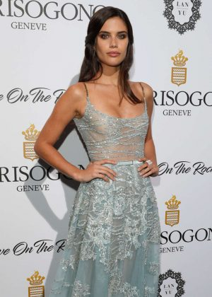Sara Sampaio - De Grisogono Party at 70th Cannes Film Festival in France