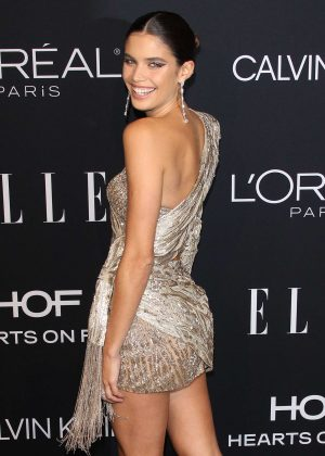 Sara Sampaio - ELLE's 25th Women in Hollywood Celebration in LA