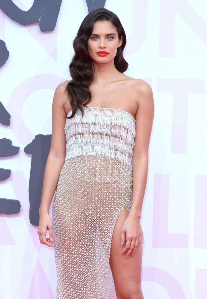 Sara Sampaio - Fashion for Relief Show 2018 in Cannes