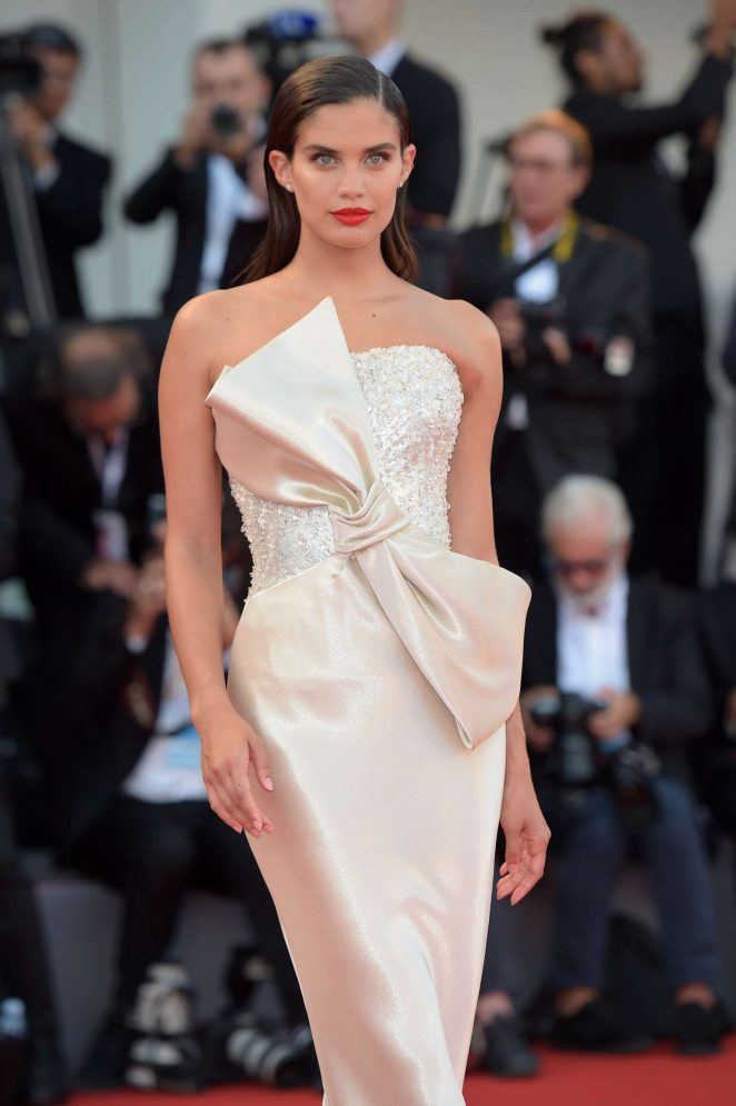 Sara Sampaio – 'First Man' Premiere and Opening Ceremony at 2018 Venice International Film Festival in Venice