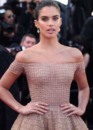 Sara Sampaio - 'Girls Of The Sun' Premiere at 2018 Cannes Film Festival