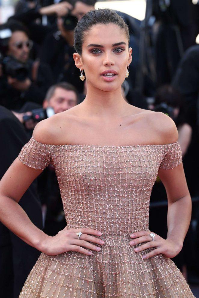 Sara Sampaio - 'Girls Of The Sun' Premiere at 2018 Cannes Film Festival