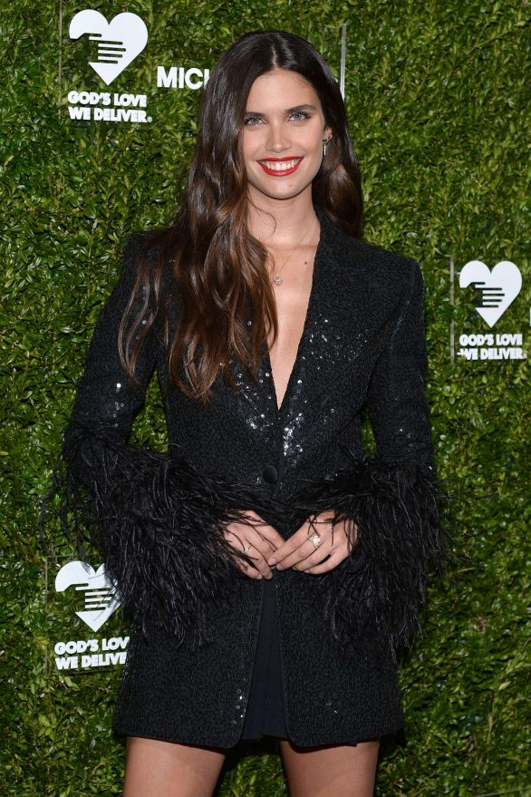 Sara Sampaio - God's Love We Deliver Golden Heart Awards 2019 in New York
