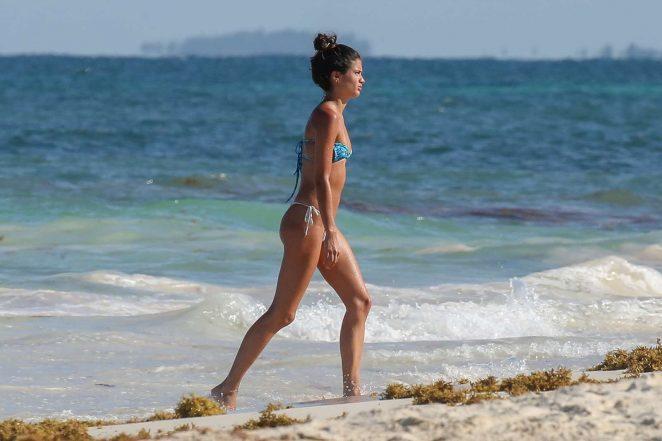 Sara Sampaio in Bikini 2016 -08