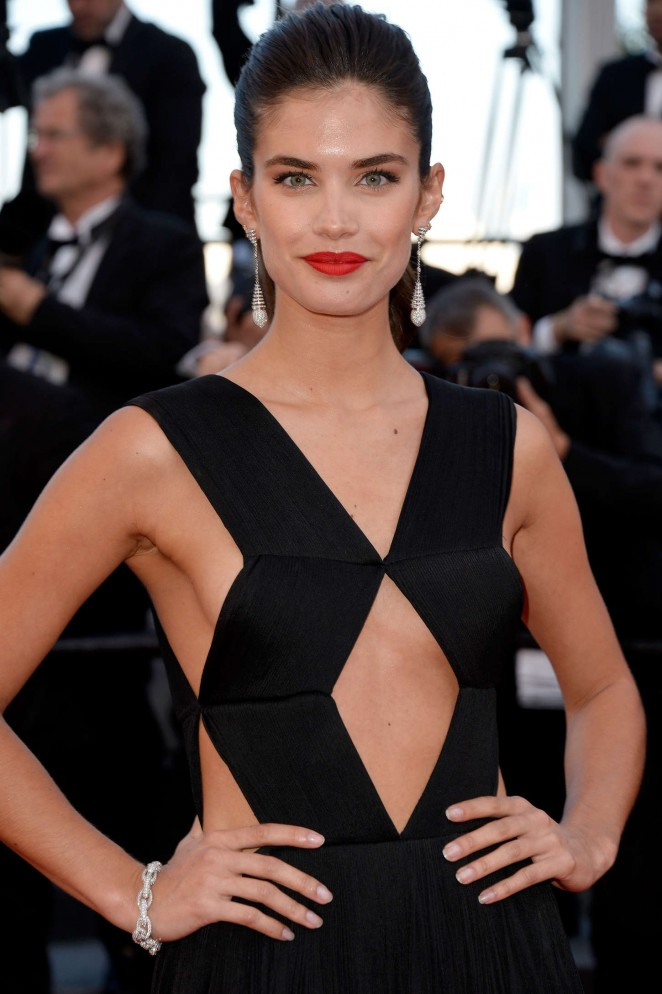 Sara Sampaio - 'Inside Out' Premiere in Cannes