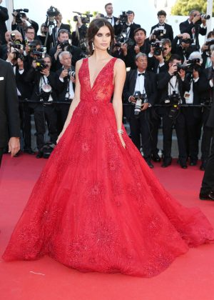 Sara Sampaio - 'Ismael's Ghosts' Screening at 70th Annual Cannes Film Festival in France