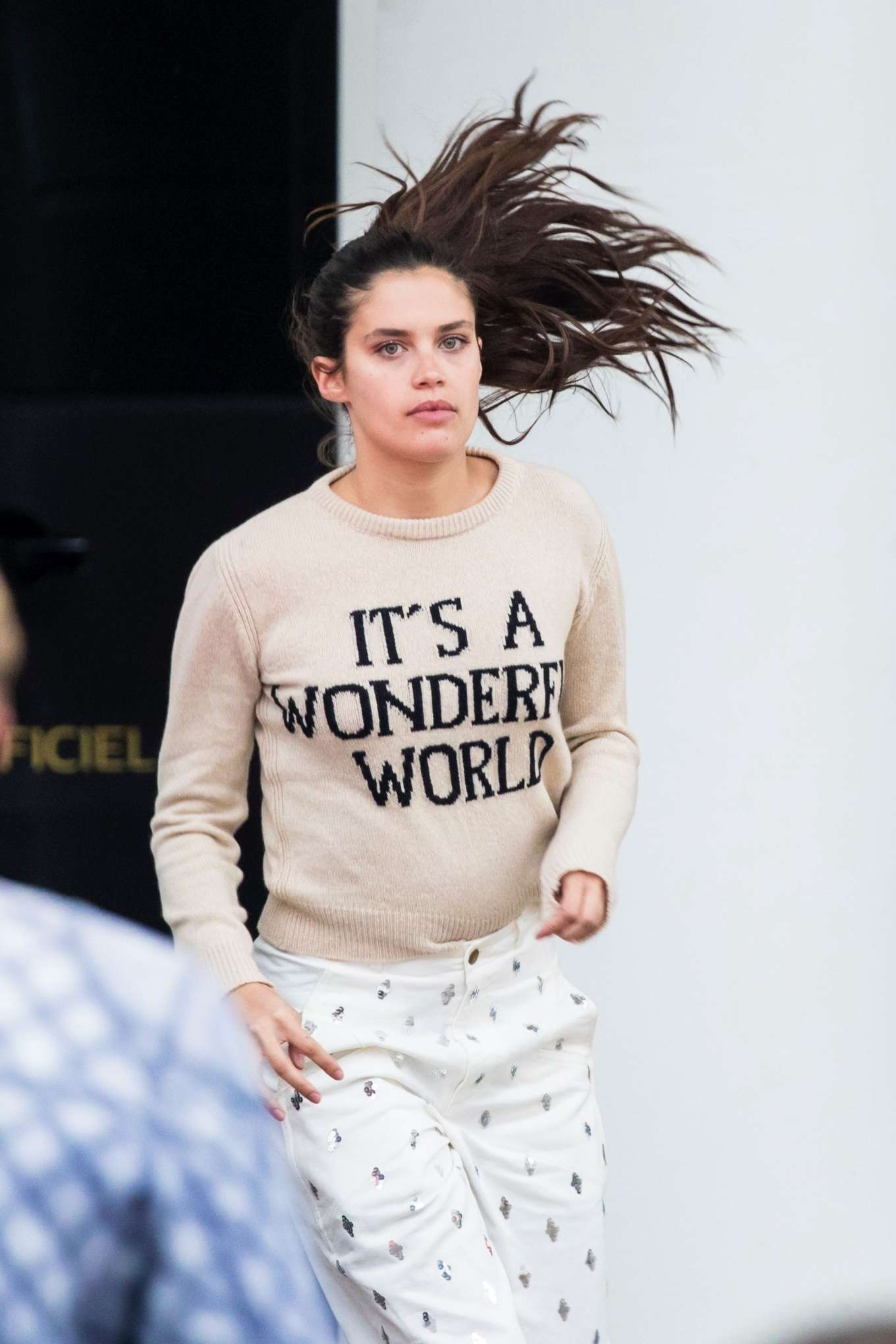 Sara Sampaio 2019 : Sara Sampaio: Leaves her hotel in Cannes-12