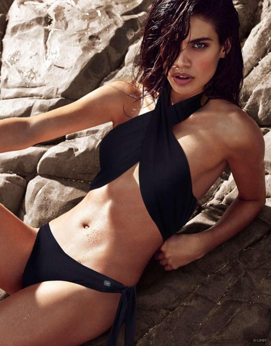 Sara Sampaio - Lipsy Swimwear 2015