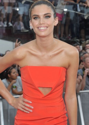 Sara Sampaio - 'Mission: Impossible - Rogue Nation' Premiere in NYC