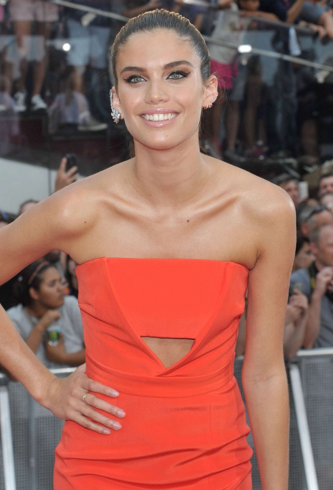 Sara Sampaio – 'Mission: Impossible – Rogue Nation' Premiere in NYC