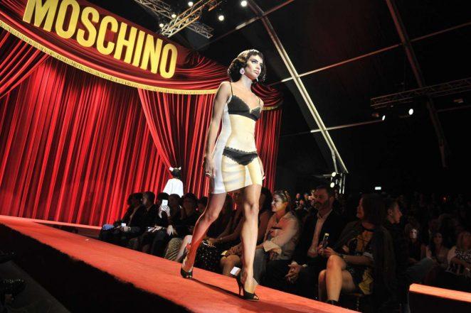 Moschino Fashion Show Tickets