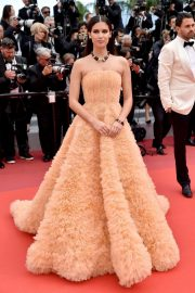 Sara Sampaio - 'Once Upon A Time In Hollywood' Premiere at 2019 Cannes Film Festival