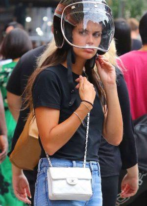 Sara Sampaio - Out in Manhattan