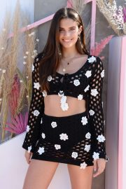 Sara Sampaio - Revolve Party at Coachella Valley Music and Arts Festival in Indio