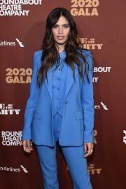 Sara Sampaio - Roundabout Theater's 2020 Gala in NYC