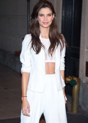 Sara Sampaio - The 4th Annual Save The Children Illumination Gala in NY
