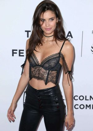 Sara Sampaio - 'The Clapper' Screening in New York